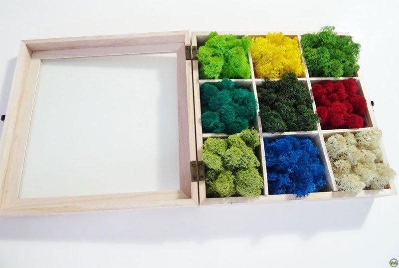 galerie tableau v g tal d 39 int rieur originalmoss. Black Bedroom Furniture Sets. Home Design Ideas