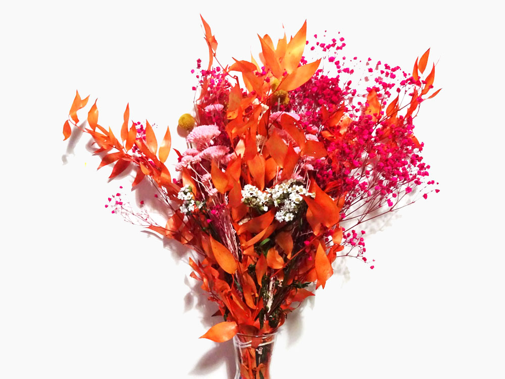Clara - Bouquet fleurs stabilisées