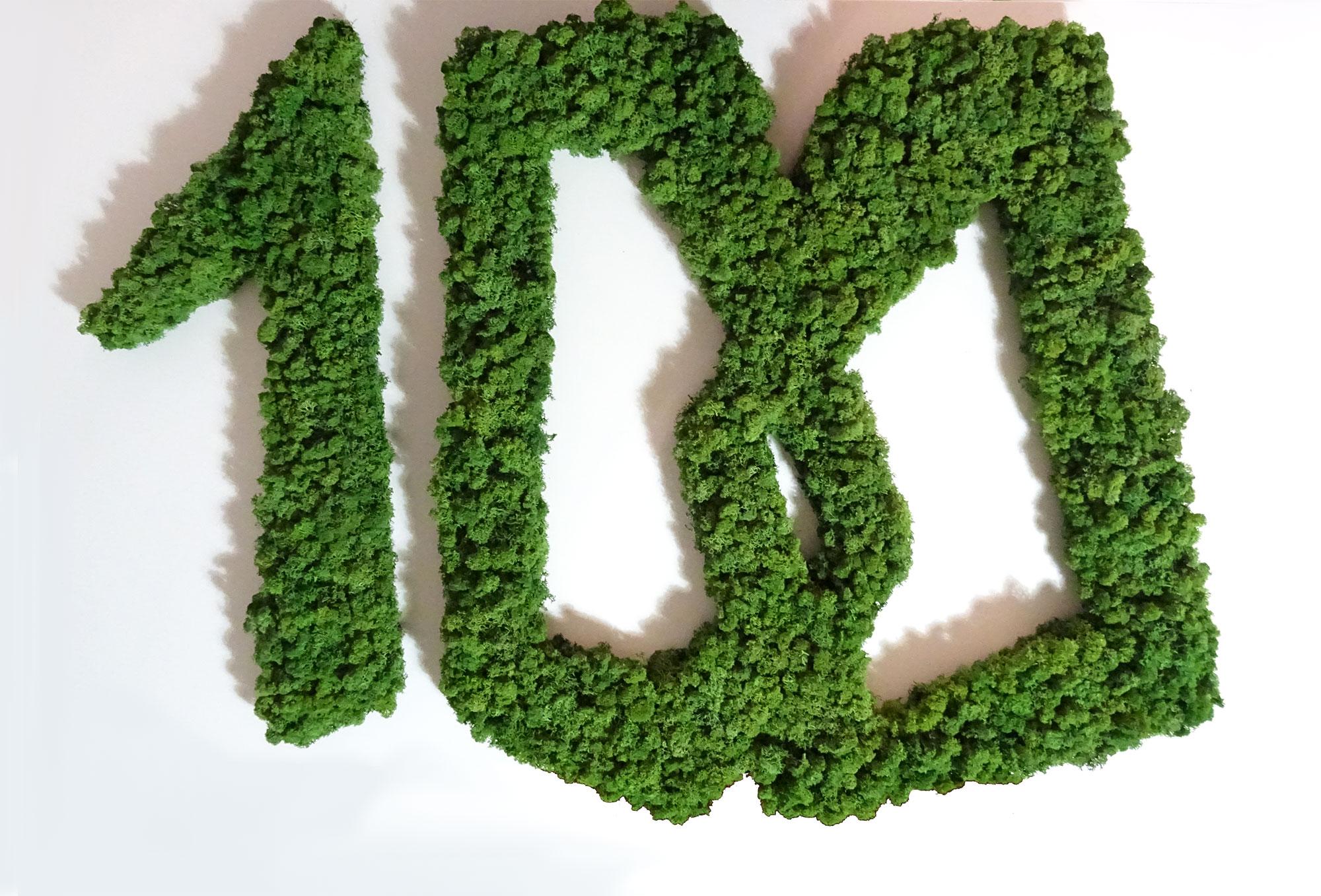 Lettres végétales