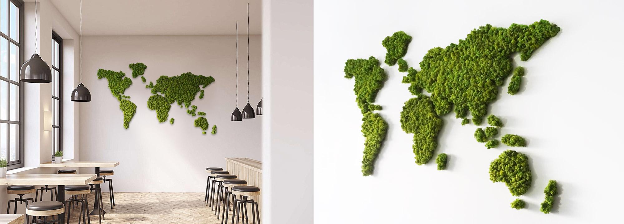 Original Moss | Créations Végétales d'Intérieur | Sur-mesure