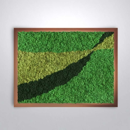 "Tableau végétal <br><span class=""titre-produit-span-autres"">design Abstract</span>"