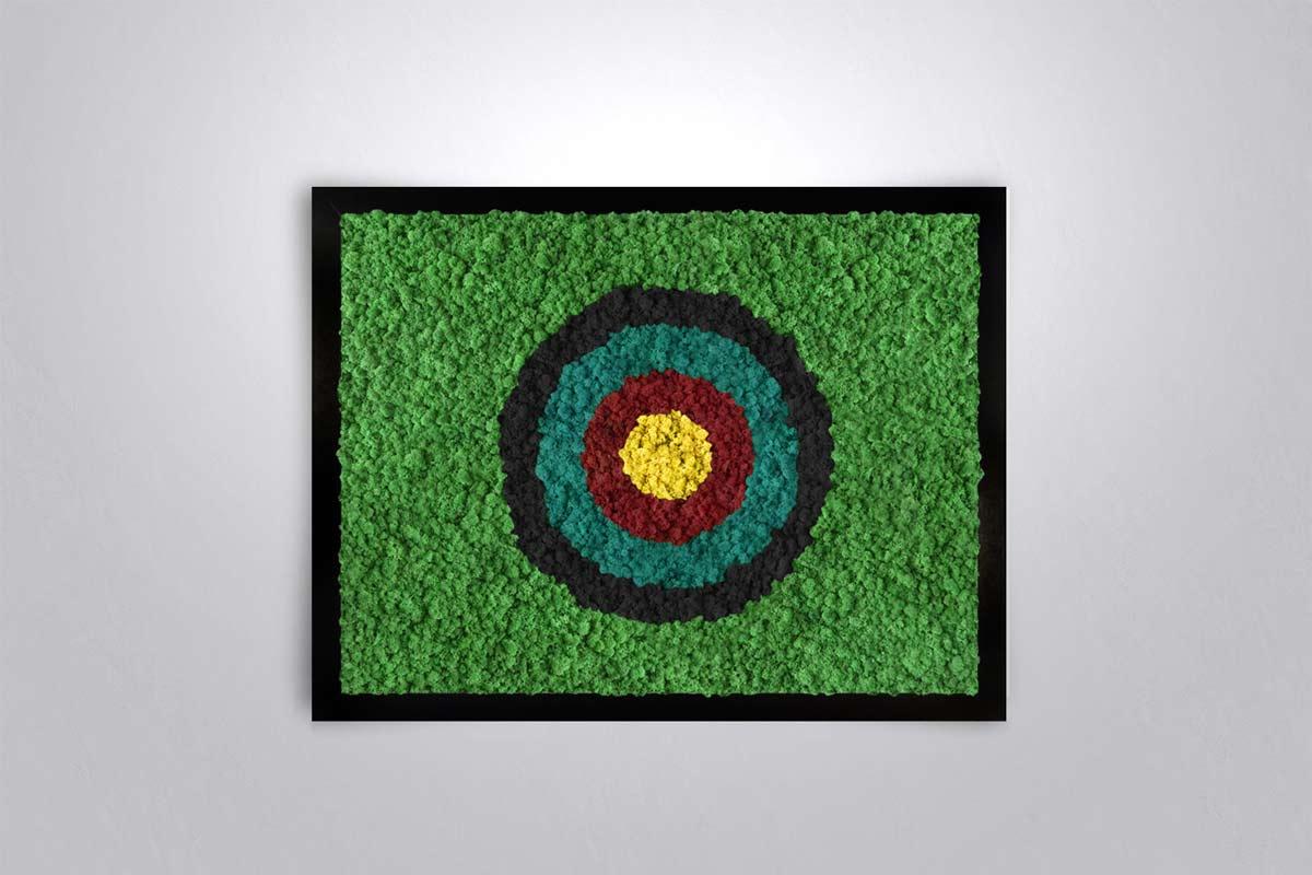 tableau v g tal stabilis design target original moss. Black Bedroom Furniture Sets. Home Design Ideas